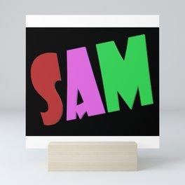 Sam Mini Art Print