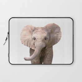 Cute Baby Elephant Laptop Sleeve