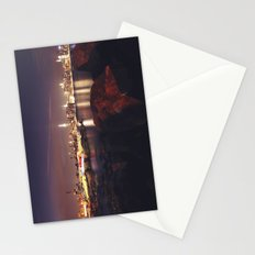 Here Comes The Night  Stationery Cards
