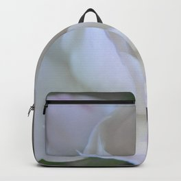 White... Backpack