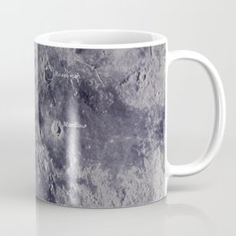 Experiment 01: The Moon, Mare Serenitatis Coffee Mug