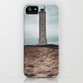 The Malariff Lighthouse iPhone Case