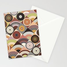 mountain earth Stationery Cards
