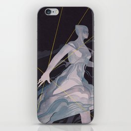 The Approaching Storm iPhone Skin