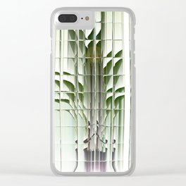 Hortus Clear iPhone Case