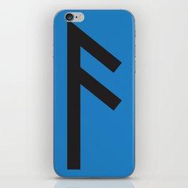 Showtasting - Rune 17 iPhone Skin