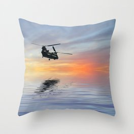 Homeward Bound 2 Throw Pillow