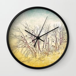 :: There's Vultures Out There :: Wall Clock