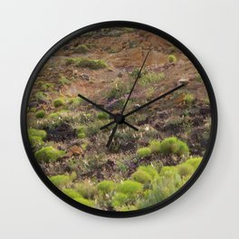 Painted Desert - 7 Wall Clock