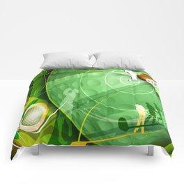 Golf Anyone? Comforters