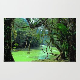 Jungle - Guatemala Rug