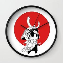 The Hollow Knight Samurai Wall Clock