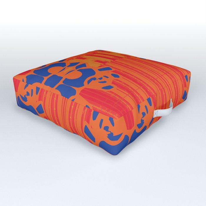 Panda Outdoor Floor Cushion