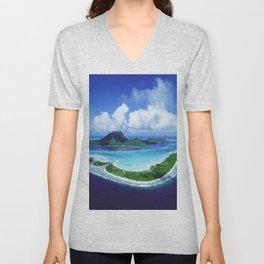Bora Bora Unisex V-Neck