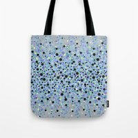 bubble Tote Bags featuring bubble by Marta Olga Klara