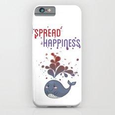 Spread Happiness Slim Case iPhone 6s