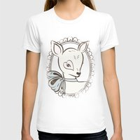 bambi T-shirts featuring BAMBI by TOO MANY GRAPHIX