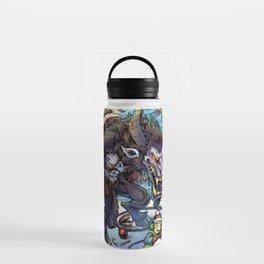 Krampus Water Bottle