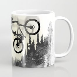 MTB Moon Forest Coffee Mug