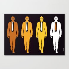 Fourmen Canvas Print