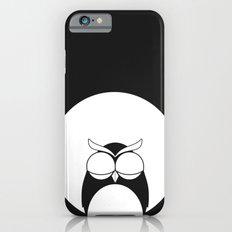 Sleepy owl iPhone 6s Slim Case
