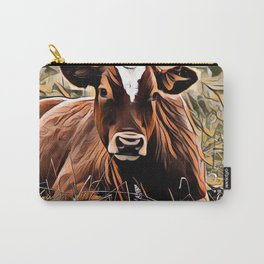 ArtAnimal Cow Carry-All Pouch