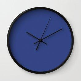 Resolution Blue Wall Clock