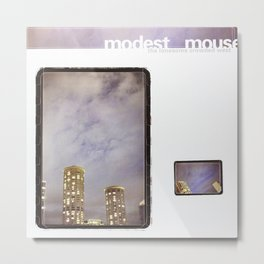 Modest Mouse - Lonesome Crowded West Metal Print