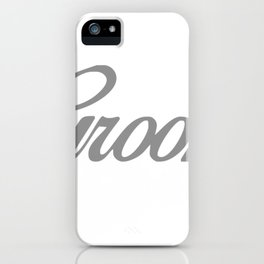 groom iPhone Case