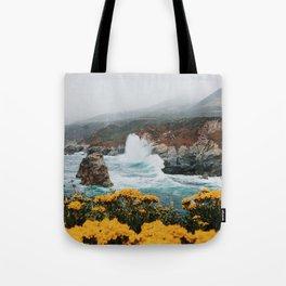 Big Sur - Micah Hamilton Tote Bag