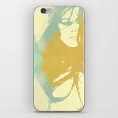 Monica Bellucci x 2 iPhone & iPod Skin