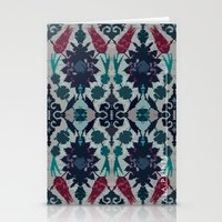 persian Stationery Cards featuring Persian Feel by lalaprints