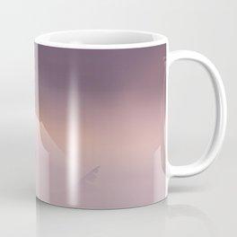 Misty Mountains. Coffee Mug