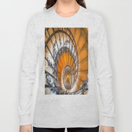 The Spiral Staircase Long Sleeve T-shirt