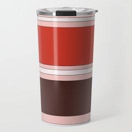 Orange-cicle Travel Mug