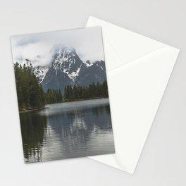 Grand Teton National Park III - Wanderlust Adventure Stationery Cards