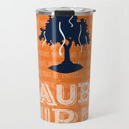 Auburn Creed Travel Mug