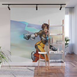 Tracer Wall Mural