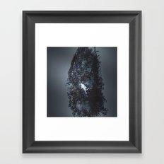 OCEAN-MOBY Framed Art Print