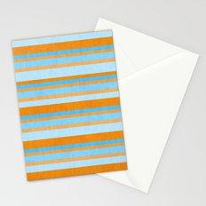 Something Fishy Stripes. Stationery Cards