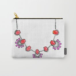 Bauble Bar Necklace Carry-All Pouch