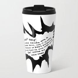 The Black Hole Metal Travel Mug
