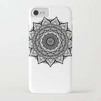 mandela iPhone & iPod Cases featuring Mandela by Joelle Poulos