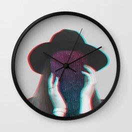 Faceless - 1 Wall Clock