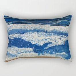 Wave II Rectangular Pillow