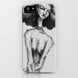 CARMEN 1 iPhone Case