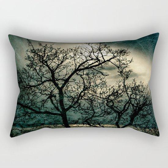 Landscape in a dream Rectangular Pillow
