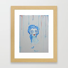 Seeing Dreams Framed Art Print