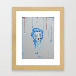 Seeing Dreams Framed Art Print