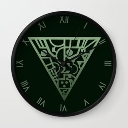 The Tripods Device Wall Clock